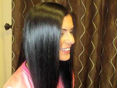 The answer for healthy permanent hair straightening the istraight the answer for healthy permanent hair straightening the istraight system solutioingenieria Images