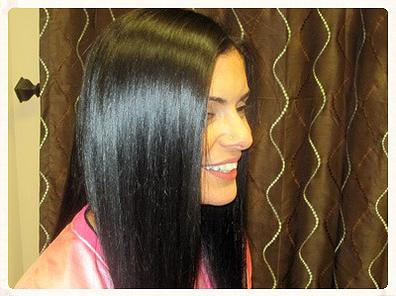 The Answer For Healthy Permanent Hair Straightening The